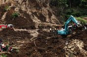 Dampak Siklon Tropis Cempaka, Magelang Paling Berpotensi Tanah Lonsor