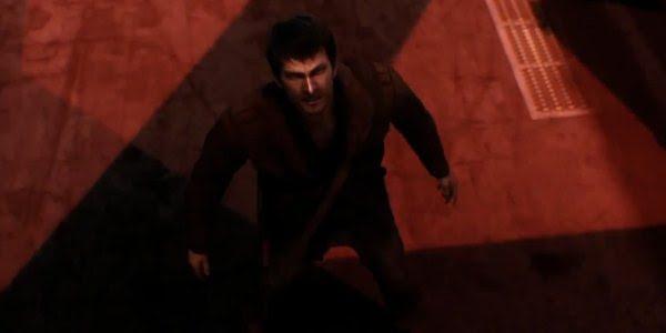 Ark Thompson não está em Resident Evil: Condenação
