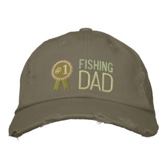 Custom Father's Day / Birthday Dad embroideredhat