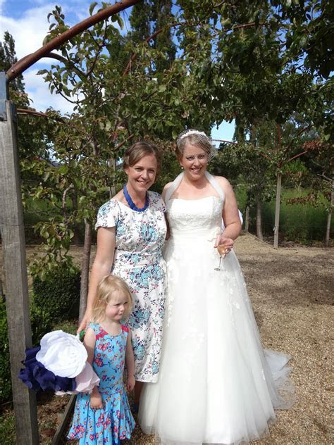 Elven Garden Quilts: The Wedding!