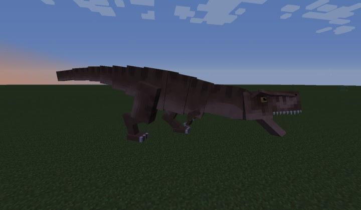 Minecraft Jurassic Minecraft - Harbolnas h