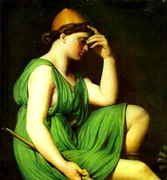 mulher na grécia antiga