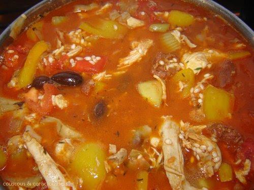 Chicken & Chorizo Paella 2, edited