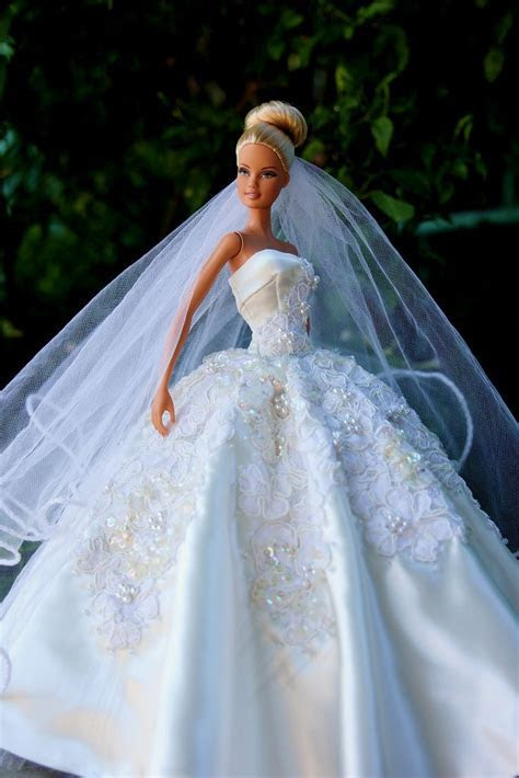 79 best Free doll wedding dress patterns images on