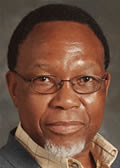 Kgalema Motlanthe, ANC Deputy President of the Republic of South Africa, had been elected by the Parliament as the Acting President of the Republic in 2008. He held office until the regular election in 2009. by Pan-African News Wire File Photos