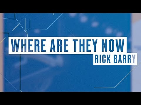 Where Are They Now: Rick Barry