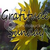 Gratitude Sunday