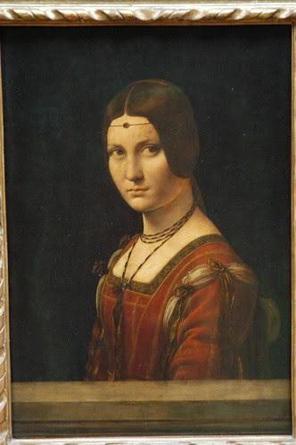Portrait by Leonardo da Vinci