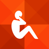 Azumio Inc. - Instant Abs Trainer : 100+ ab exercises and workouts for free, quick mobile personal trainer, on-the-go, home, office, travel powered by Fitness Buddy and Instant Heart Rate artwork