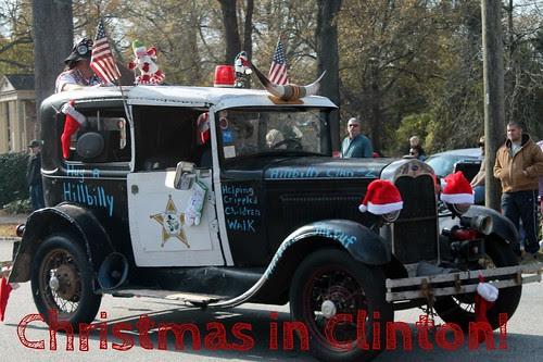 Christmas in Clinton