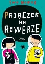 Okładka książki Pajączek na rowerze