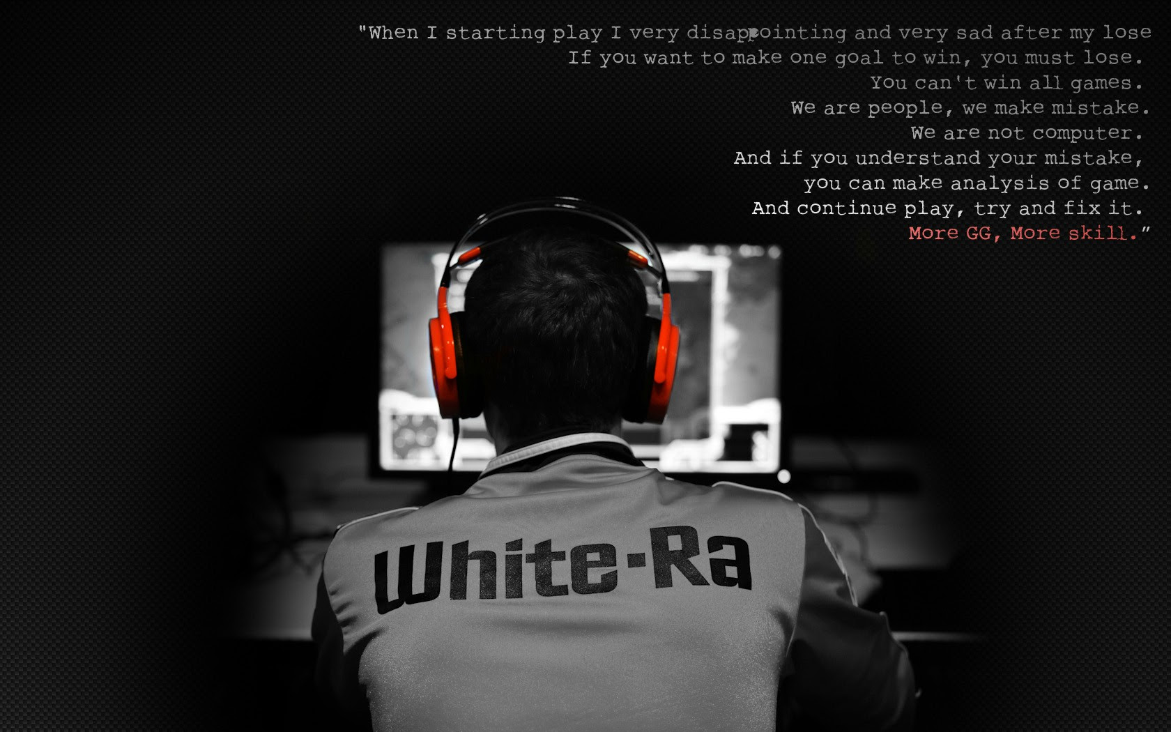 Epic White Ra Quote Wallpaper Starcraft Ii Forums