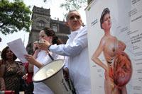 Jorge Serrano Limón, presidente de Pro-Vida. Foto: Hugo Cruz