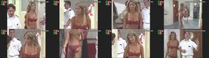Paula Coelho sensual na serie Mare Alta