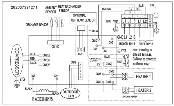 34 Split Air Conditioning Wiring Diagram