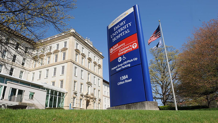 Emory Healthcare Authorization For The Release Of Protected Health Information Form