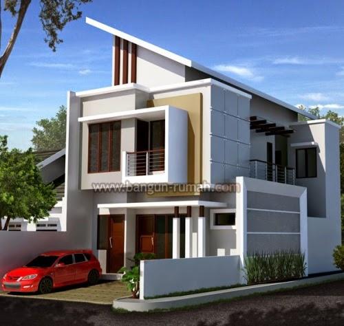 Terpopuler 23 Model Rumah Dengan Luas Tanah Kecil