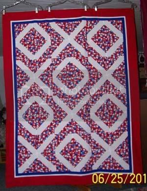 Need pattern for Quilt of Valor - Quilting Forum - GardenWeb