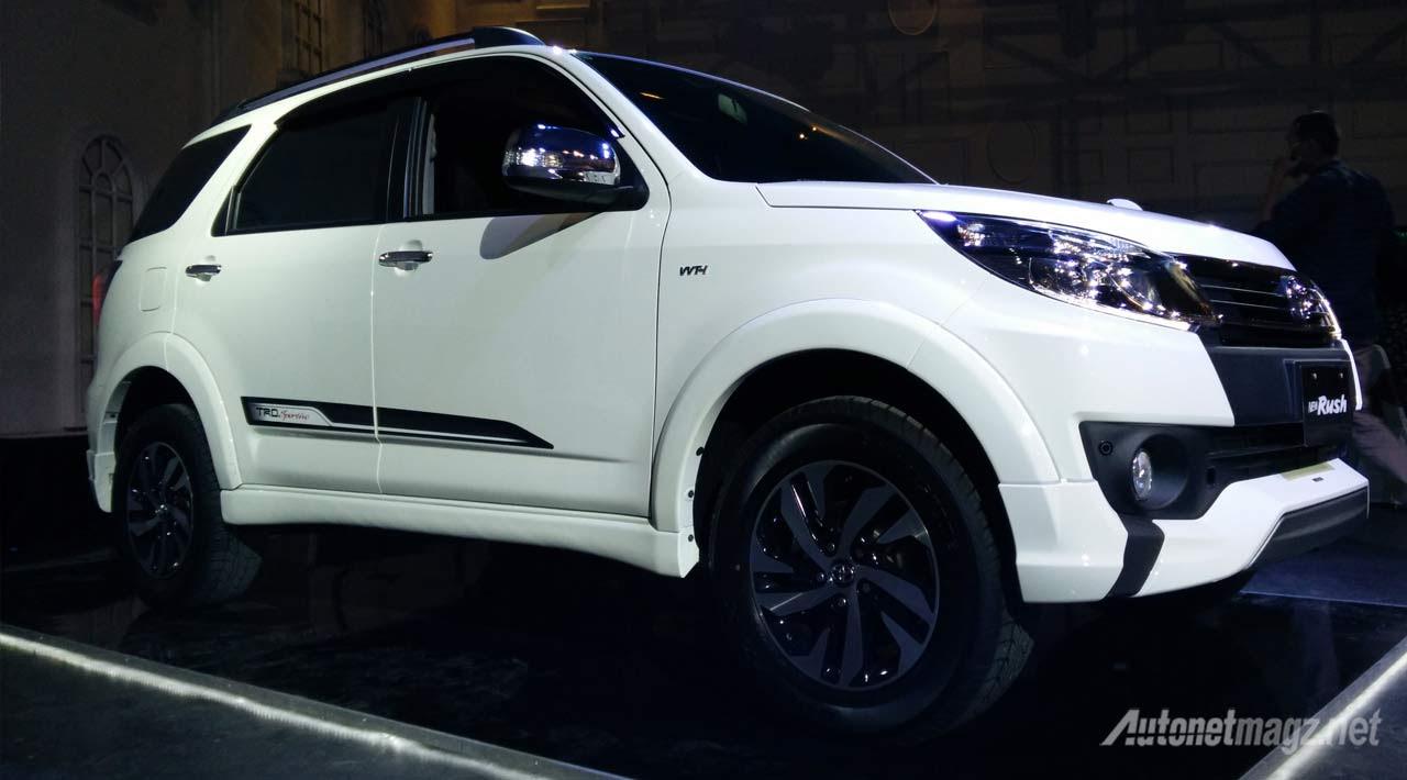 Gambar Modifikasi Toyota Rush Interior Terbaru Modifikasi Mobil