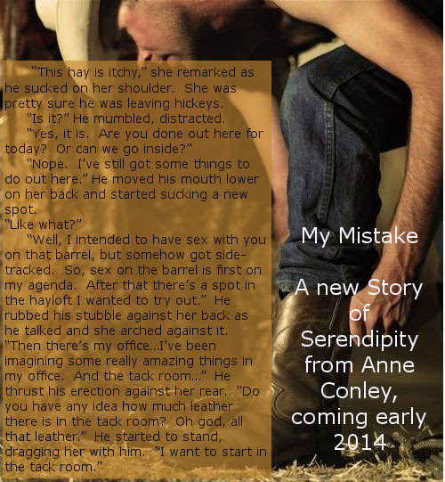 Teaser 2 - My Mistake