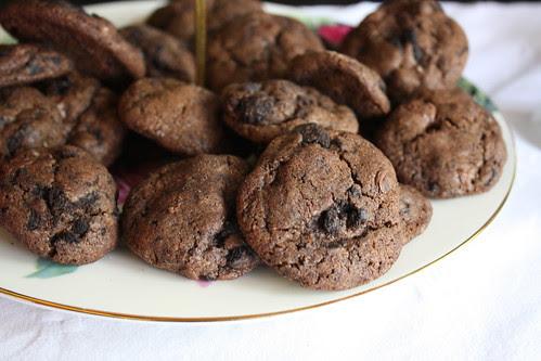 Double Fudge Oreo Cookies