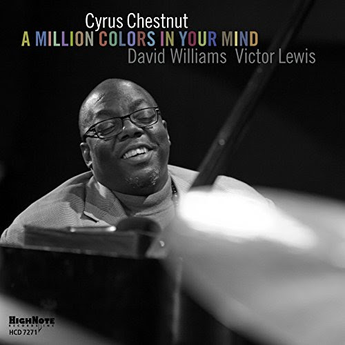 Cyrus Chestnut- A Million Colors in Your Mind  cover