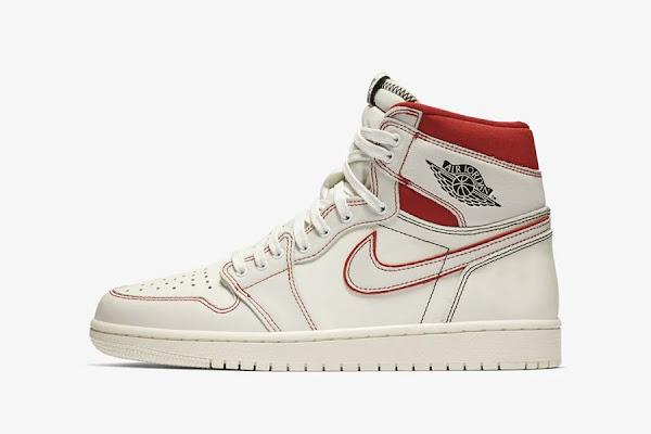 timeless design 32568 cbee0 This Super-Clean Nike Air Jordan 1 Drops Today