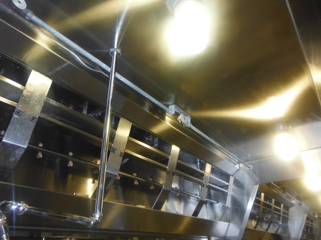 Kitchen Exhaust Cleaning Fireproofing Corp