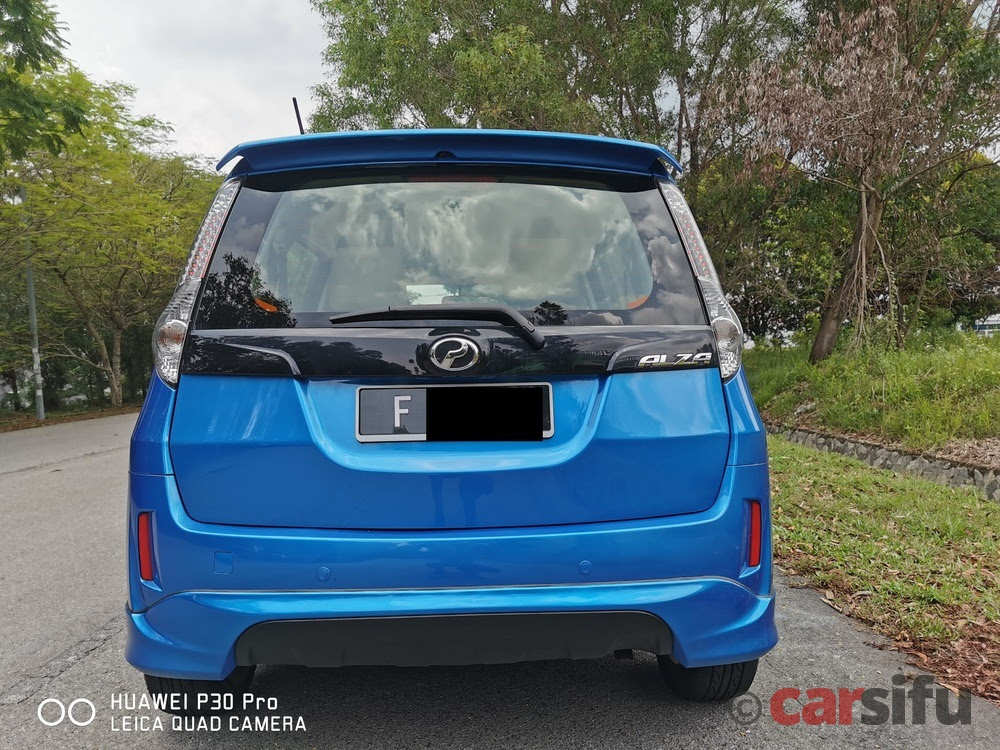 Perodua Alza 1.5 For Sale in Klang Valley by Eddie BM
