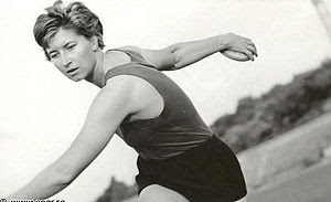 Atleta Lia Manoliu