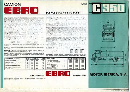 EBRO C 350 I