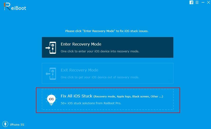 Best iPhone Passcode Unlock - ReiBoot