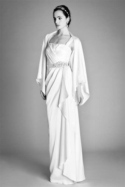 Wedding dresses for second time brides: Pictures ideas