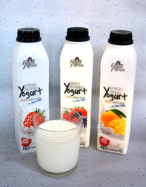 Farm Fresh Yogurt Drink