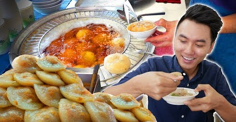 Ăn sập Đài Loan #10: Món lạ ở phố núi Nantou |Du lịch ẩm thực