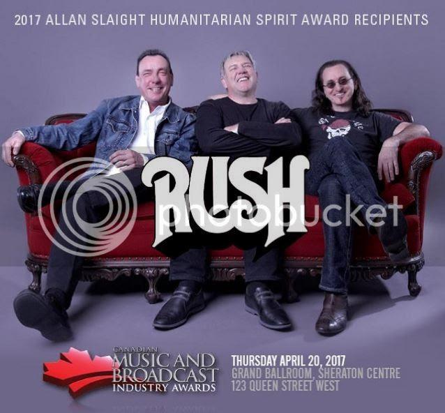 rush prêmio