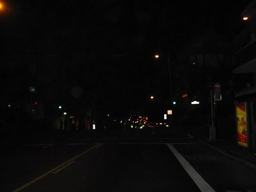 flash night