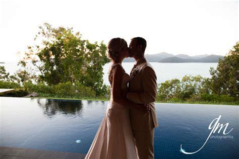 Kate and Damien's Hamilton Island Wedding   Polka Dot Bride