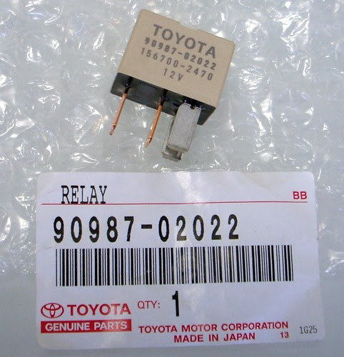 Various Toyota And Lexus 2001 2004 Air Conditioner Light Blinking