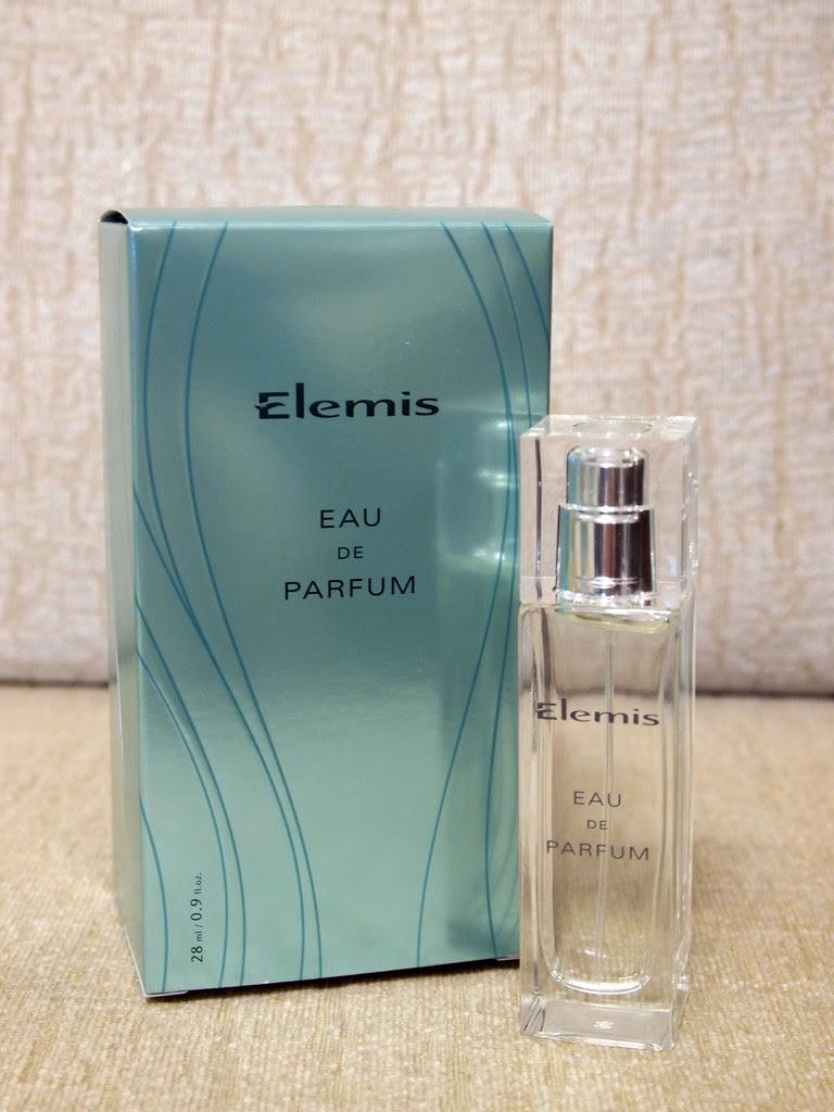 elemis eau de parfum