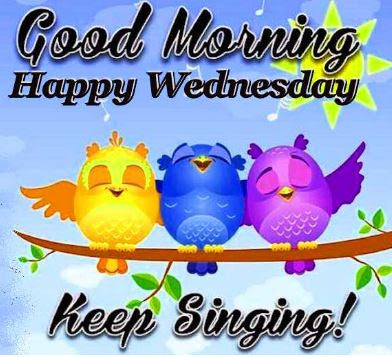 Good Morning Happy Wednesday Wishes Images Pics Wallpaper Hd