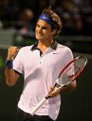 Federer Finds Form Against Monfils