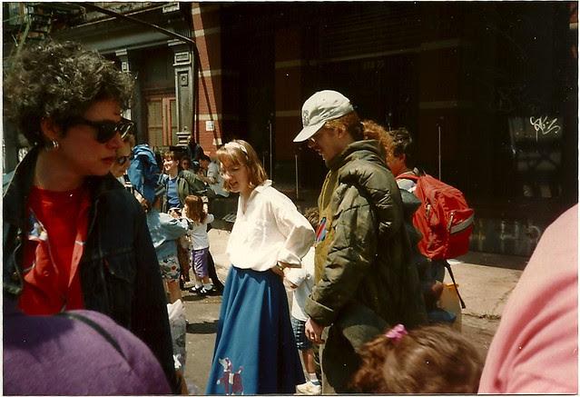 street perf spring 1993