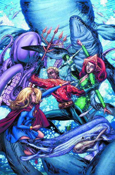 Convergence Justice League #2