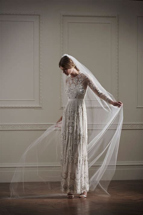Needle & Thread Debuts Bridal Collection   The September
