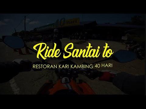 Ride Santai to Restoran Kari Kambing 40 Hari