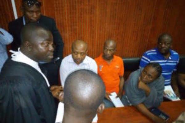 Billionaire kidnapper: Evans files application for his release