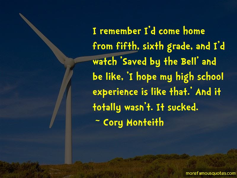 Saved By Bell Quotes Top 7 Quotes About Saved By Bell From Famous