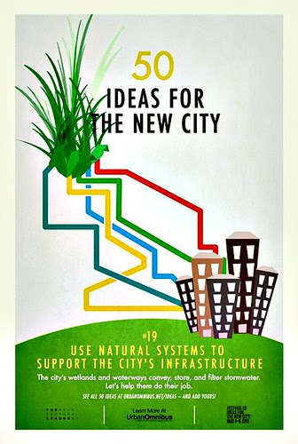 Idea #19 (by: Urban Omnibus/Architectural League of NY)