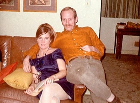 Sandra Good and Joel Pugh
